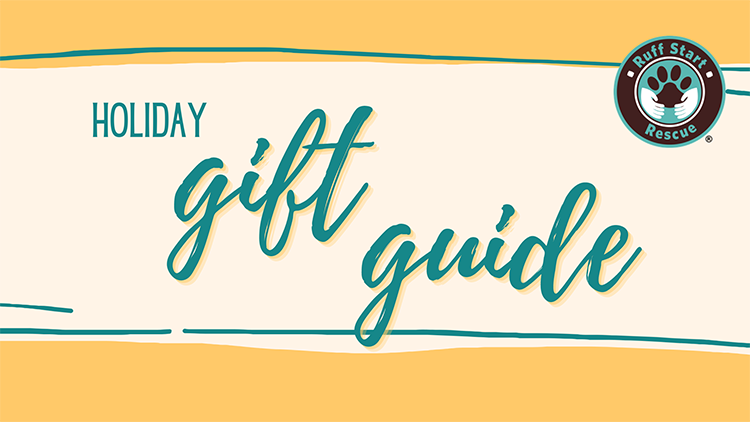 Ruff Start Rescue 2020 Holiday Gift Guide